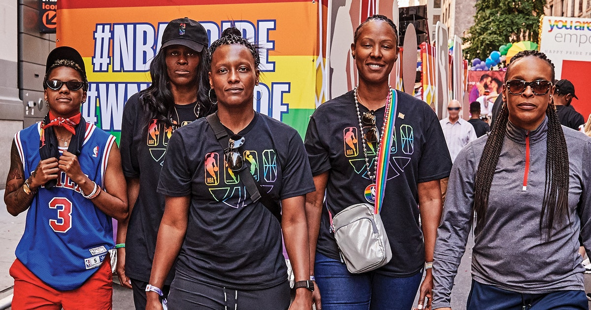 How The WNBA Started A Movement For LGBTQ Inclusivity In Professional Sports