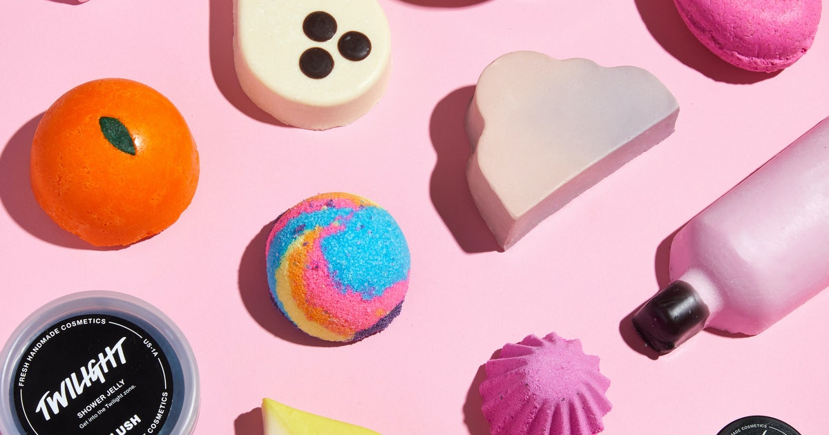 Lush Cosmetics' New Summer 2019 Collection Includes New Shower Scrubs & Jellies, Plus A Brand New Product