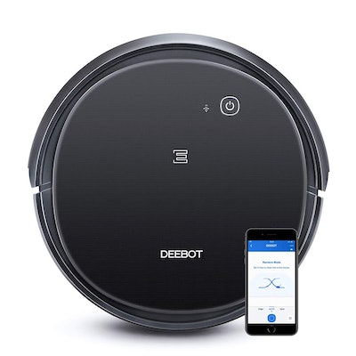 ECOVACS Robotic Vacuum Cleaner with Max Power Suction