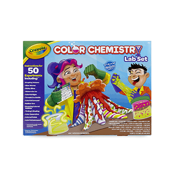 Color Chemistry Set (7+)