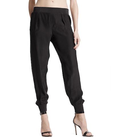 Silk Sweatpants