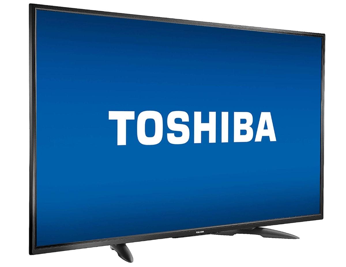 Toshiba 55-inch 4K Ultra HD Smart LED TV