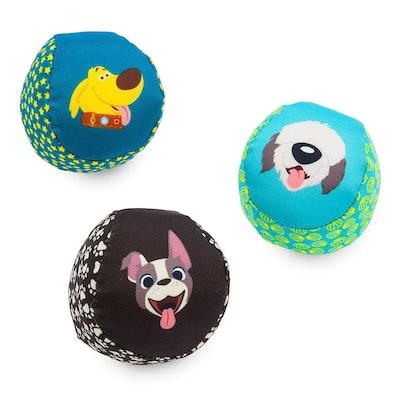 Disney Dogs Pet Toy Ball Set - Oh My Disney