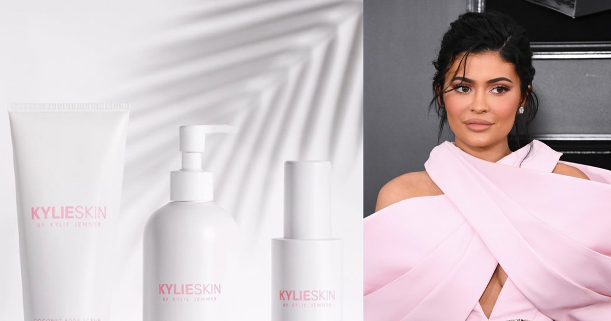 What Are Kylie Skin's New Body Products? The New Launch Includes Some Summer Skin Staples