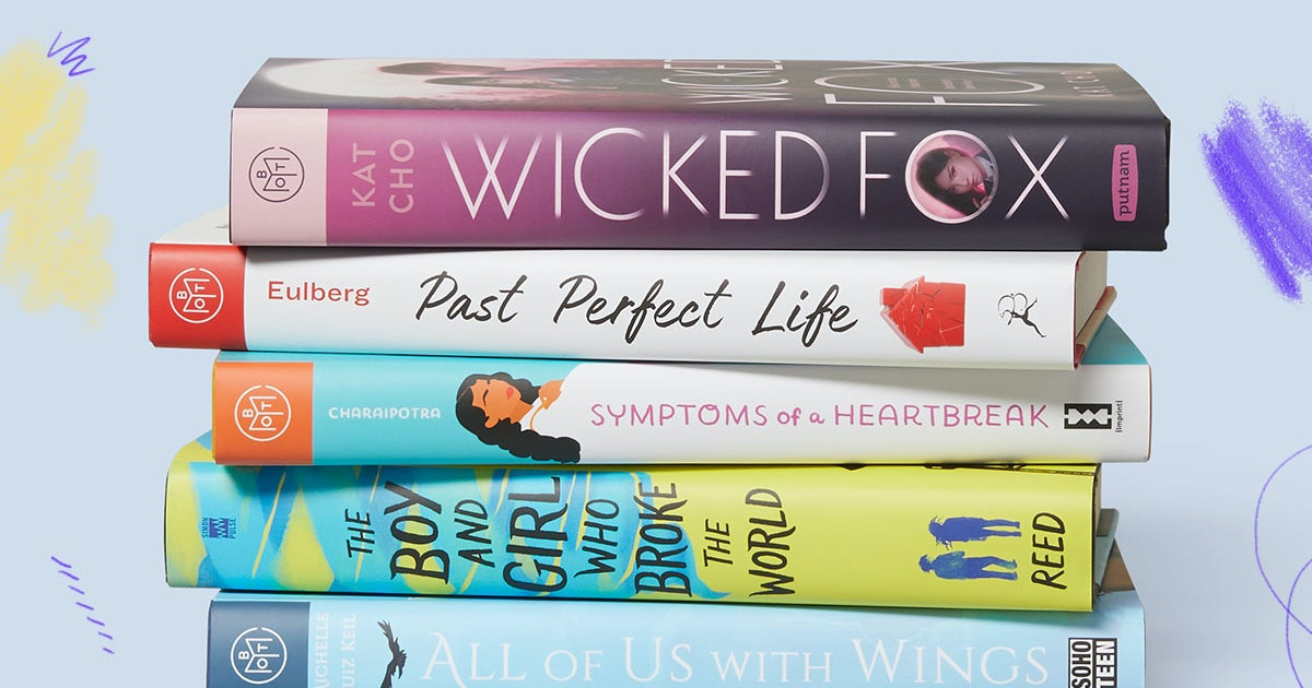 Book Of The Month's New YA Subscription Box Celebrates The Best Young Adult Fiction Releases