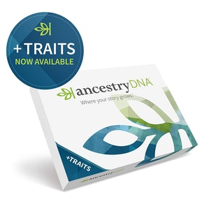 Ancestry DNA: Genetic Ethnicity + Traits Test