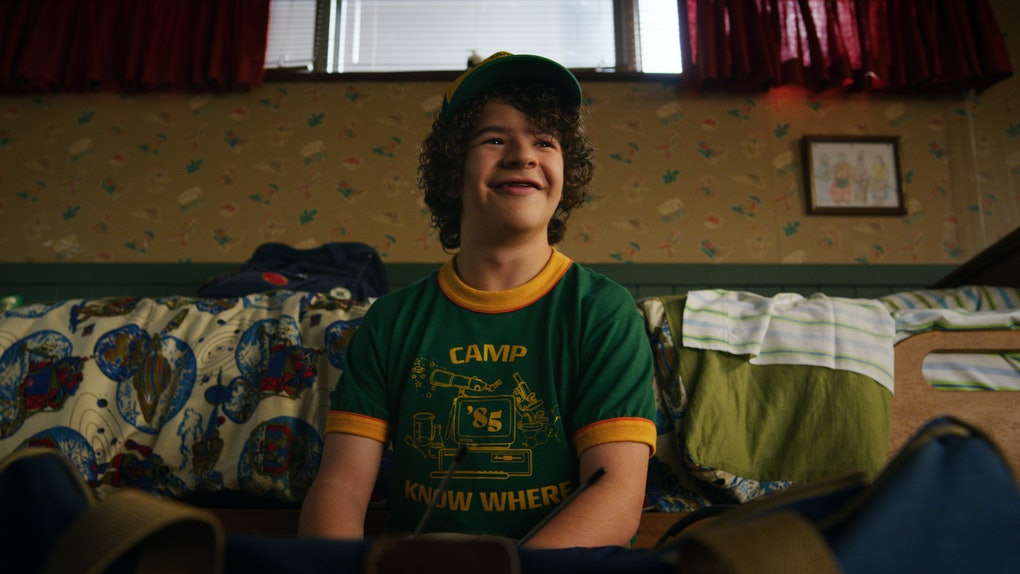 This Detail About Dustin S Hat In Stranger Things 3 Is Honestly