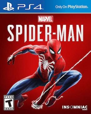 Marvel's Spider-Man — PlayStation 4