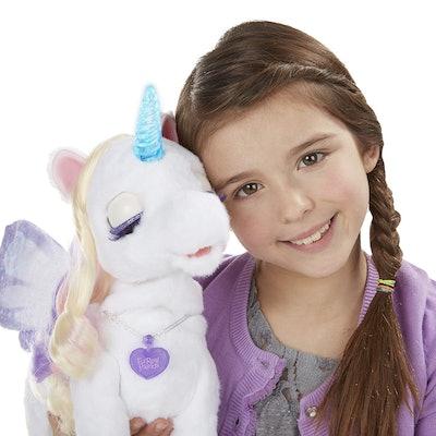 My Magical Unicorn Interactive Plush Pet Toy
