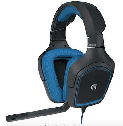Logitech G430 7.1 DTS Headphone