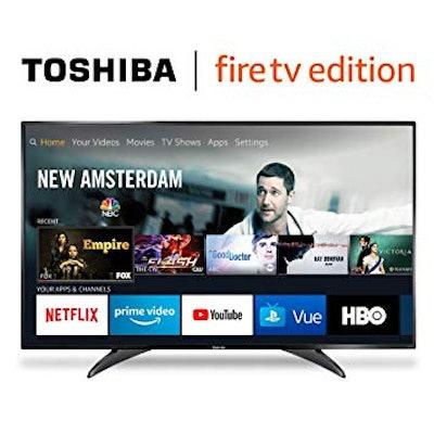 Toshiba 49 inch 1080p Smart LED TV 49LF421U19 (2018)