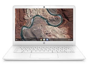 HP 14-Inch Chromebook With Dual-Core A4-9120 Processor