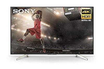 SONY XBR49X800E 49-Inch 4K Ultra HD Smart LED TV (2017 Model)