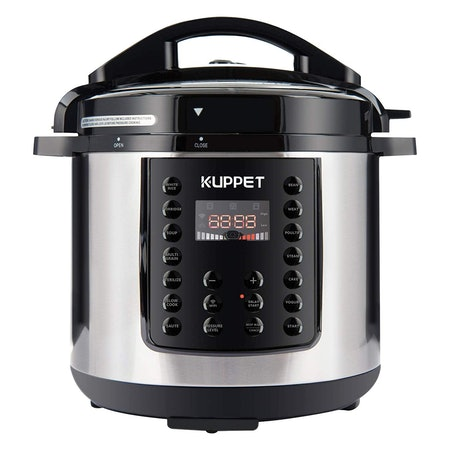 Electric Pressure Cooker MultiPot, 6 Qt