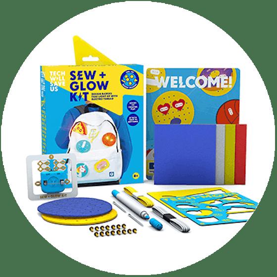 Sew & Glow Kit (8+)