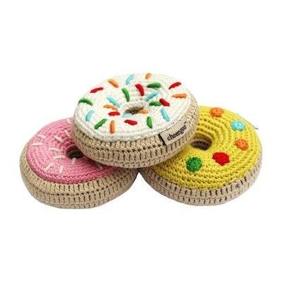 Donut Rattle Set
