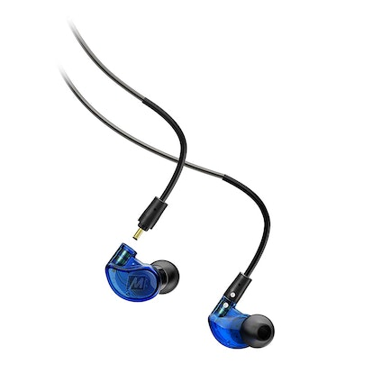 MEE audio M6 PRO Musicians' In-Ear Monitors with Detachable Cables; Universal-Fit and Noise-Isolating (2nd Generation)