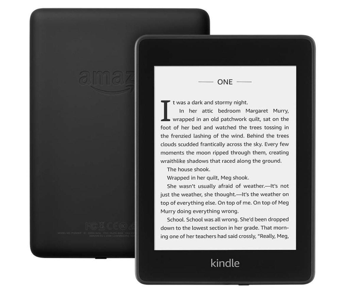 Kindle Paperwhite Waterproof 8GB