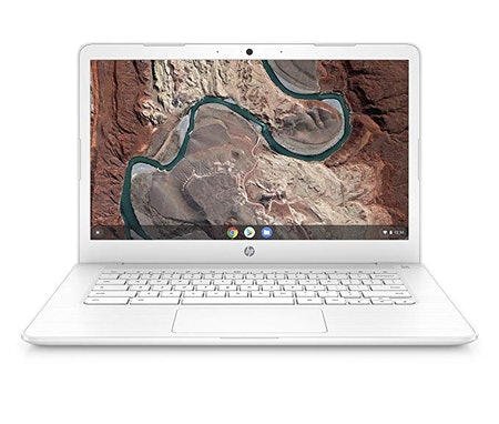 HP Chromebook 14-Inch Laptop With 180-degree Hinge