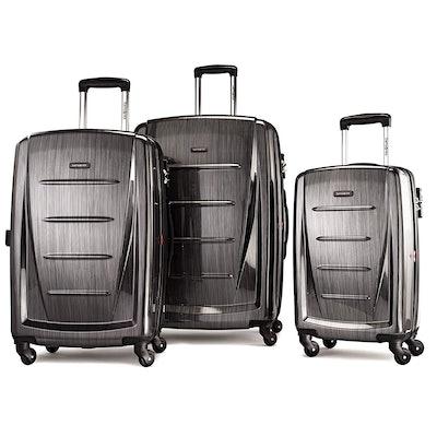 Samsonite Winfield 2 Hardside Luggage Set with Spinner Wheels