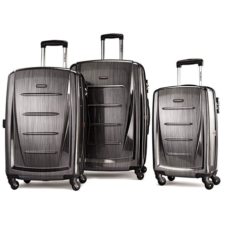Samsonite Winfield 2 Hardside Luggage Set with Spinner Wheels