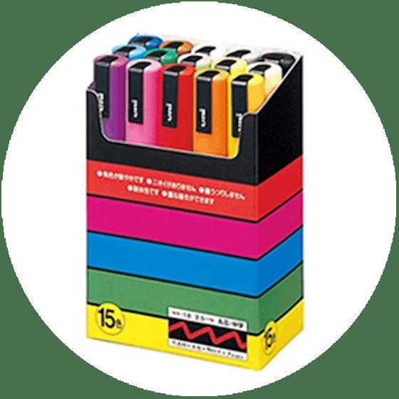 Paint Pens (3+)