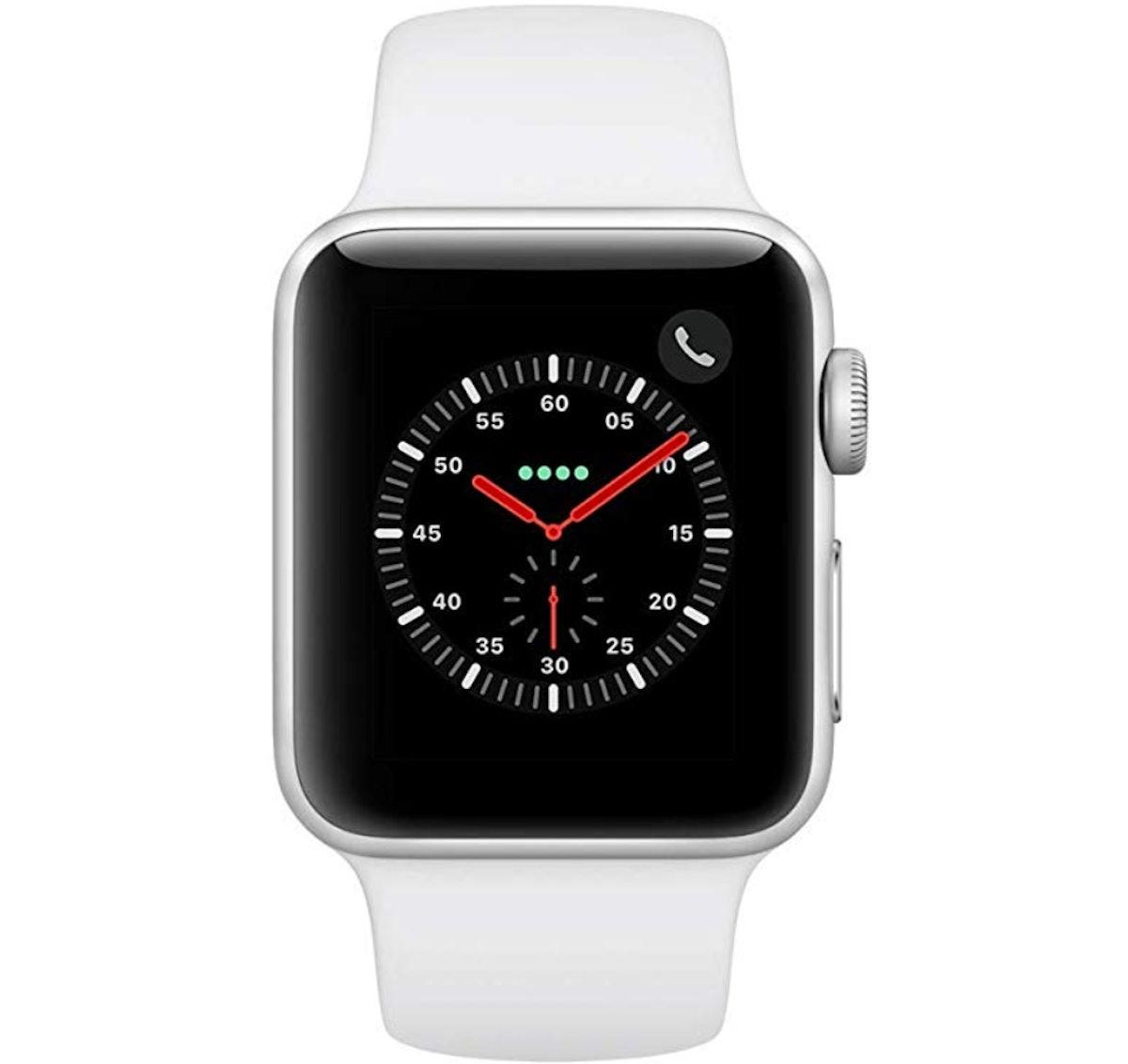 Apple Watch Series 3 Silver Aluminium Case