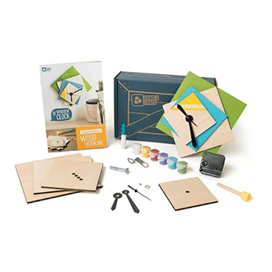 Subscription Of Assorted STEM Activities (All Ages+)