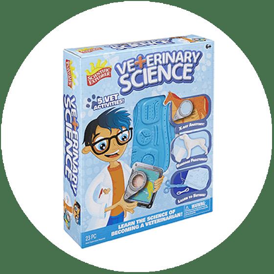 Veterinary Science Kit (6+)