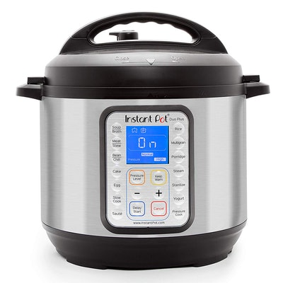 Instant Pot DUO Plus 60, 6 Qt 9-in-1 Multi-Use Programmable Pressure Cooker