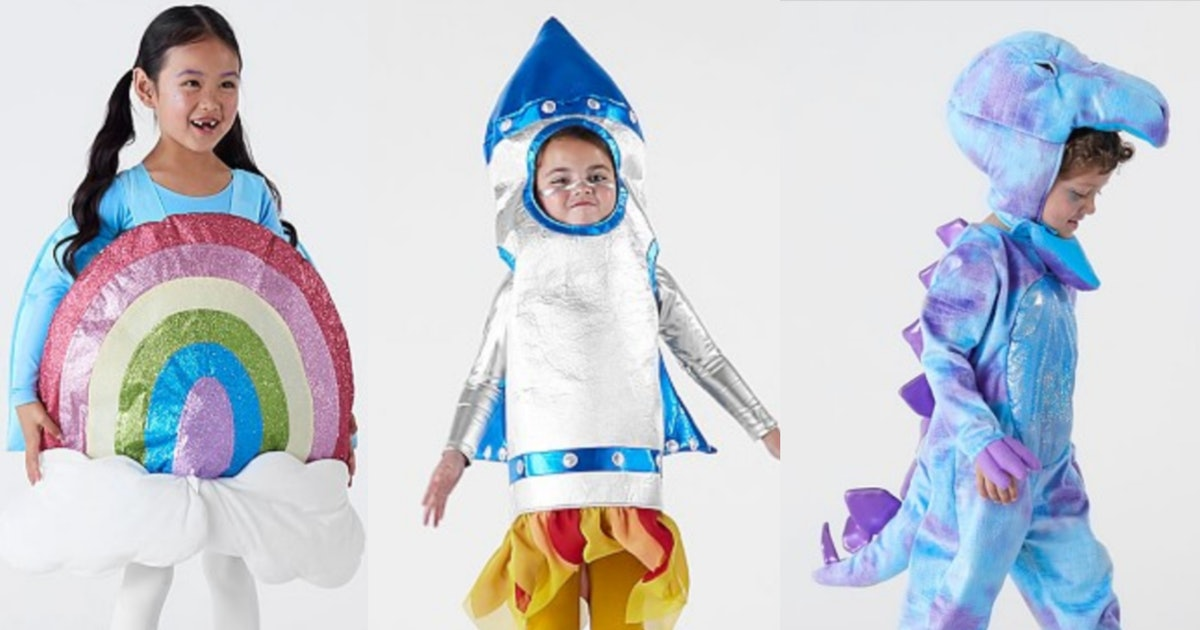 Pottery Barn Kids Halloween 2019 Costumes Are On Sale