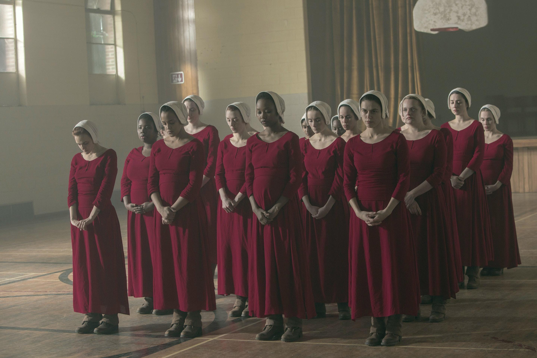 June & The Doctor's 'Handmaid's Tale' Conversation