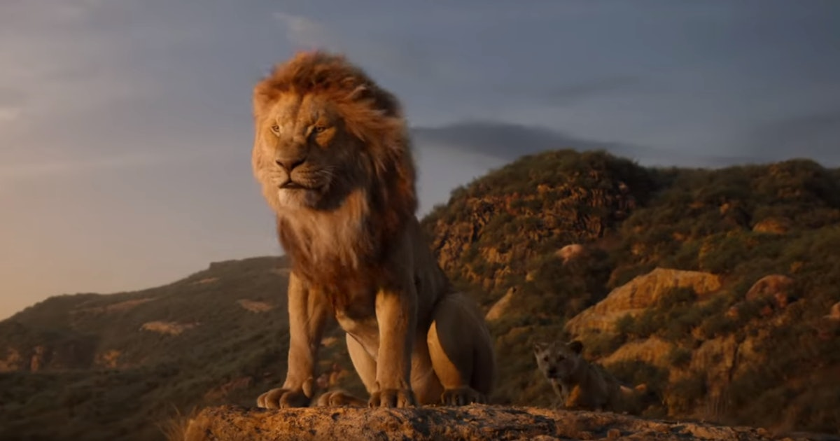 When Watching 'The Lion King' With My Kids, I'll Talk To Them About The Circle Of Life