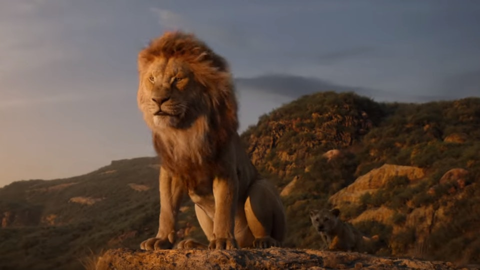 When Watching The Lion King With My Kids Ill Talk To