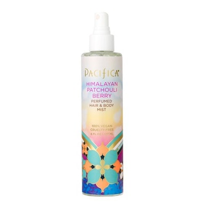 Himalayan Patchouli Berry by Pacifica Perfumed Hair and Body Mist