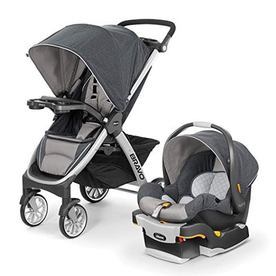 Bravo Trio Travel System, Nottingham