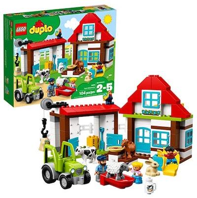 LEGO DUPLO Town Farm Adventure