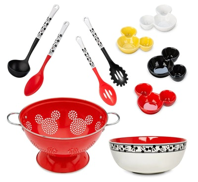 Mickey Mouse Disney Eats Pasta Night Collection