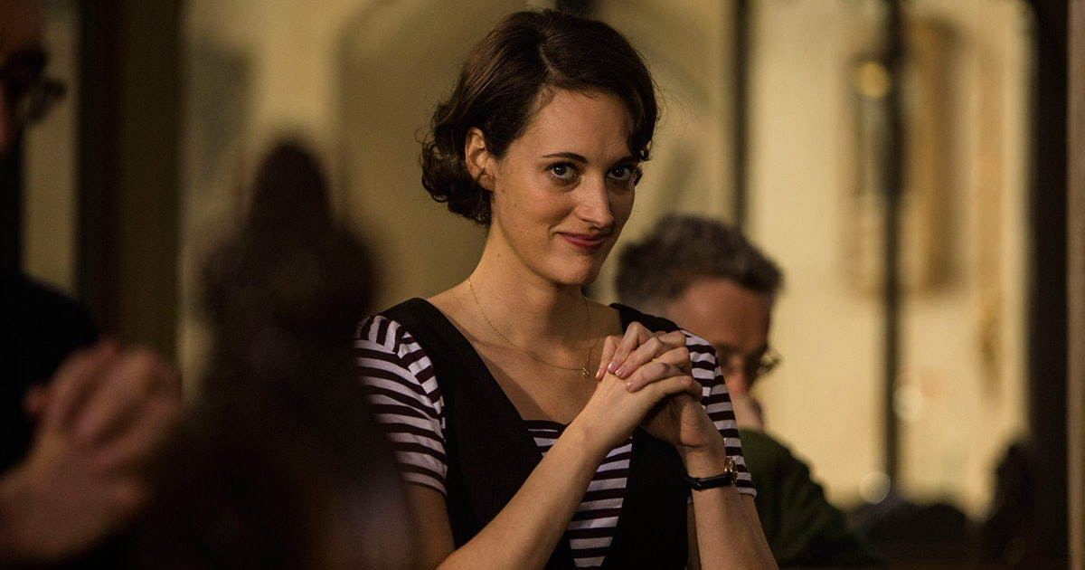 'Fleabag's 11 Emmy Nominations Are Making Twitter So Thrilled For Phoebe Waller-Bridge