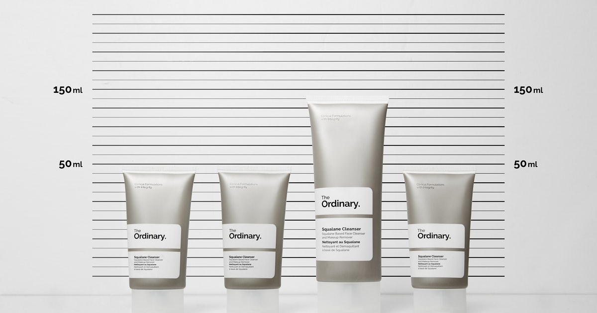 The Ordinary Is Launching Bigger Sizes Of ALL Your Favorite Products
