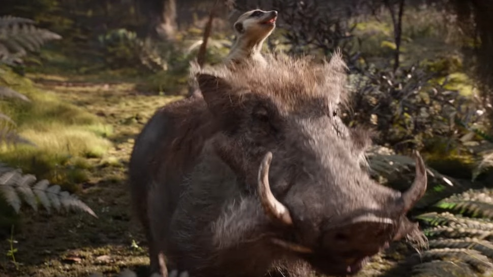 Why Billy Eichner Seth Rogens Timon Pumbaa Are The Mvps