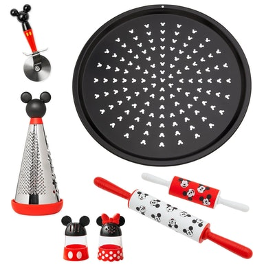 Mickey Mouse Disney Eats Pizza Night Collection