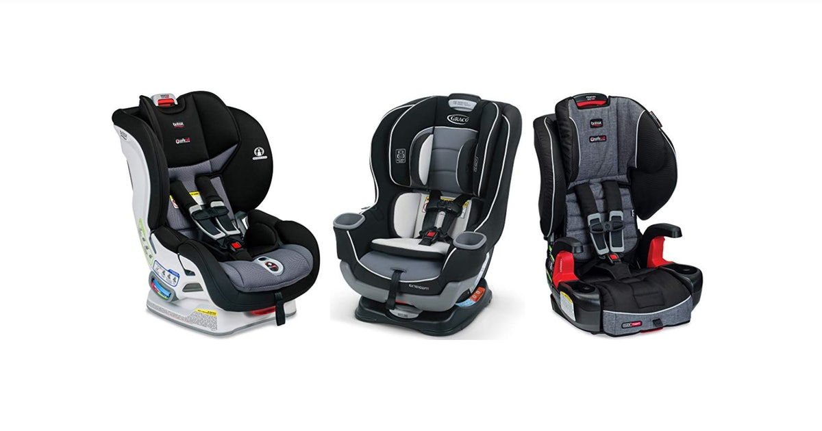 3 Best-Selling Car Seats On Amazon That Are Super Safe, Comfortable, & Easy-To-Use