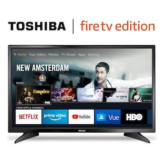 Toshiba 32-inch 720p HD Smart LED TV - Fire TV Edition