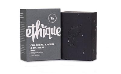 Ethique Charcoal, Kaolin, & Oatmeal Bodywash Bar