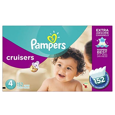 Cruisers Diapers Size 4 152 Count