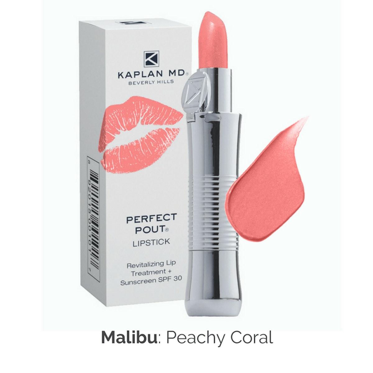 Perfect Pout Lipstick Revitalizing Treatment + SPF 30 Sunscreen
