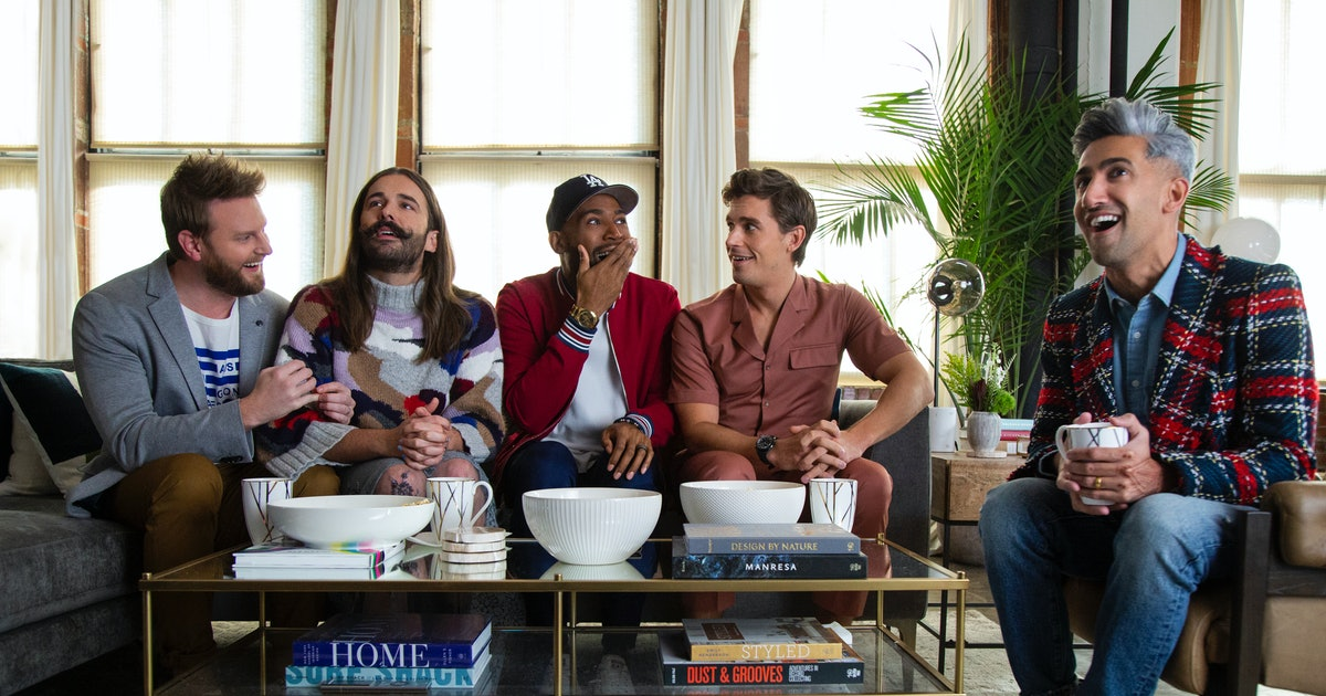 When Does 'Queer Eye' Season 5 Premiere? There's More Fab Five Content Coming Soon