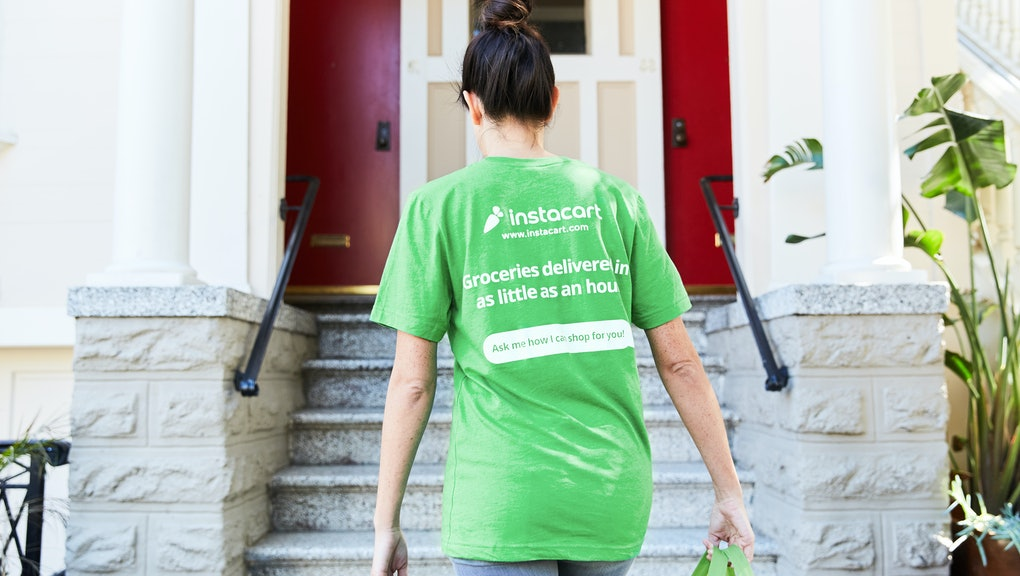 Instacart shoppers report questionable practices of the