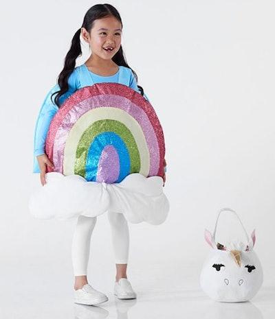 Rainbow Emoji Costume